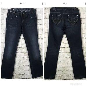 A X Armani Exchange Jeans Dark Wash